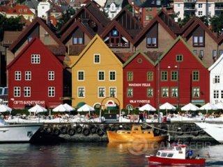 Норвегия – сочетание истории и современности