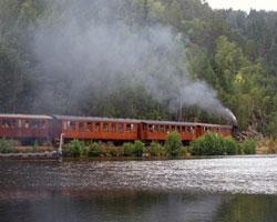Железная дорога Сетесдалбанен