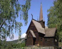 Деревянная церковь «Гармо»