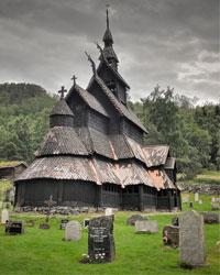 Церковь Ундредал