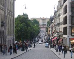Улица Карл-Юханс-Гате