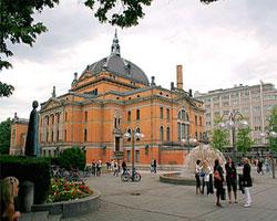Национальный драматический театр в Осло