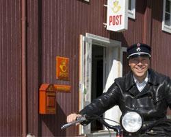 Норвежский музей почты