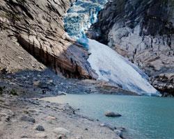 Ледник Бриксдайлбреен