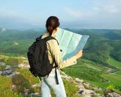 Норвегия для одиноких туристок
