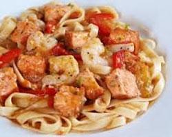 Бергенский рыбный крем-суп
