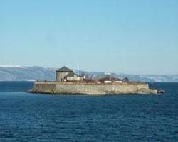 Остров Мункхолмен
