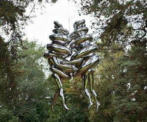 Парк скульптуры Экеберг
