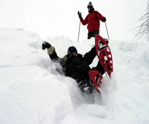 Пять альтернативных видов спорта на зимних курортах