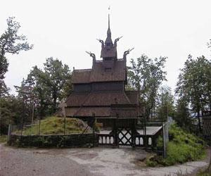 Церковь в Фантофте