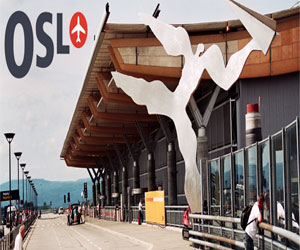 Аэропорт Осло «Гардермуэн»