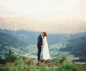 Свадьба в Норвегии