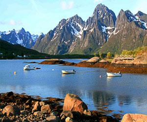 Острова Норвегии: Лофотенские, Шпицберген и Сенья