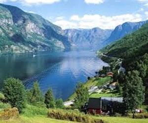 Отдых в Норвегии в июле