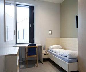 Самая шикарная тюрьма в Норвегии