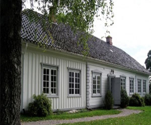 Дом-Музей Х. Ибсена
