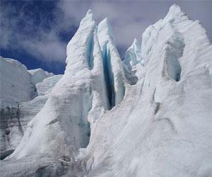 Лед из норвежского ледника будут предлагать в ресторанах