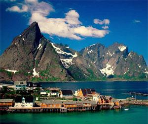 Знаменитые легенды Норвегии