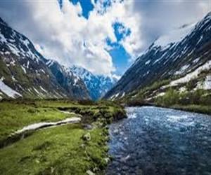 Горы Норвегии – место, где можно отдыхать круглый год!