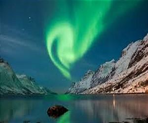 Где интереснее всего наблюдать за северным сиянием?