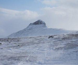 Норвегия собирается подарить Финляндии горную вершину