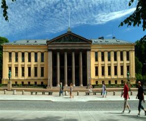 Университет Осло – лучший в Норвегии