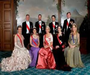 Любовная love-story в королевской семье в Норвегии
