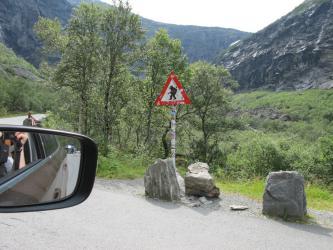 Норвегия на авто – особенности местных дорог