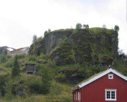Норвежский замок Сверресборг