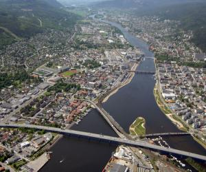 Город Драммен, Норвегия