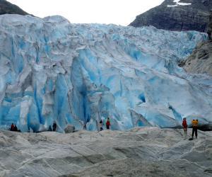 Ледники Норвегии: ледник Нигардсбрин